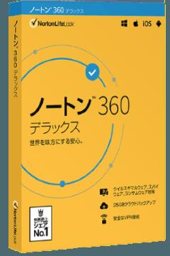 シマンテック(ノートン 360)